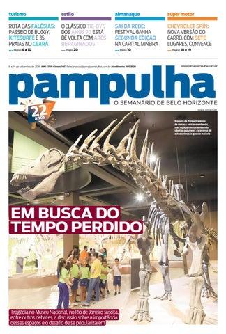 3ad2c9e30 Pampulha - 08 a 14 de setembro de 2018 by Tecnologia Sempre Editora ...