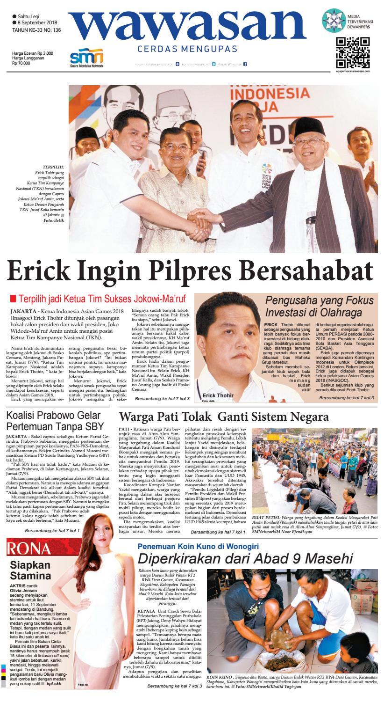 WAWASAN 08 September 2018 by KORAN PAGI WAWASAN - issuu 63ca422039