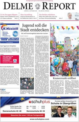 Delme Report vom 09.09.2018 by KPS Verlagsgesellschaft mbH - issuu