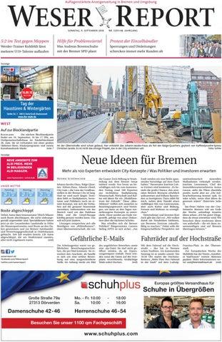 Weser Report West Vom 09092018 By Kps Verlagsgesellschaft Mbh