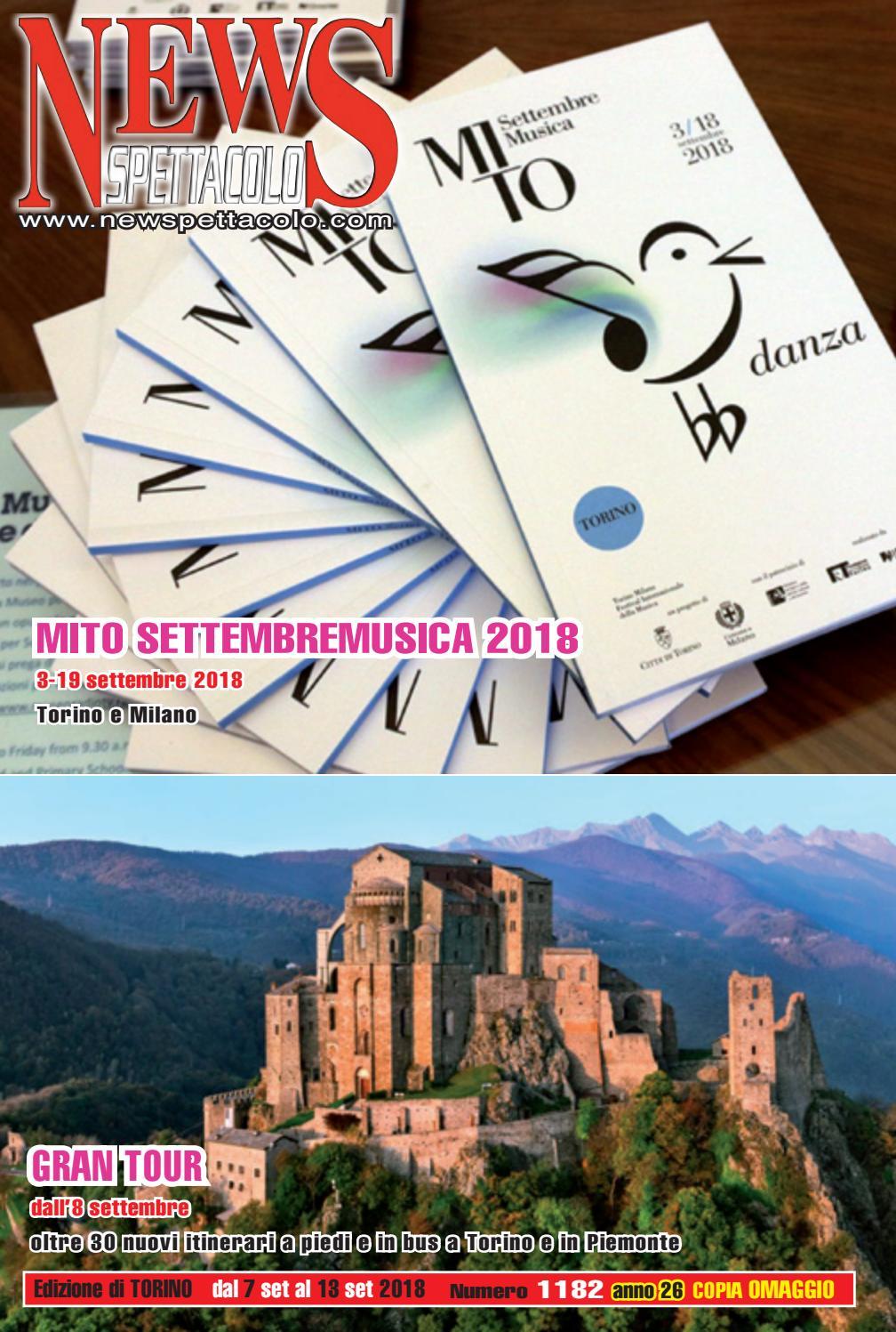 news spettacolo torino 1182 by edizioni b l b  snc - issuu