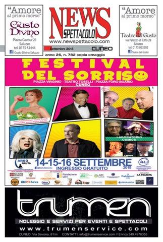 news spettacolo cuneo settembre 2018 by edizioni b.l.b. snc - issuu 8bb35362800