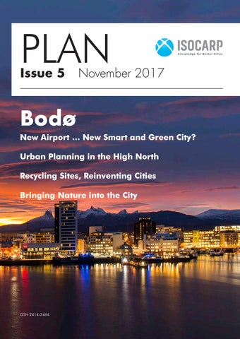 PLAN Magazine #5: Bodø, Norway - New Airport, New Smart City