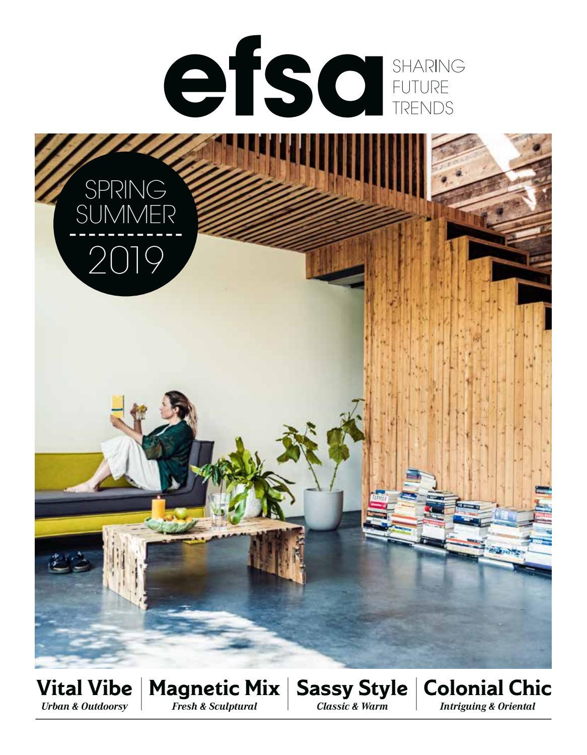 EFSA Trends Magazine 2019 by Garden Connect - issuu