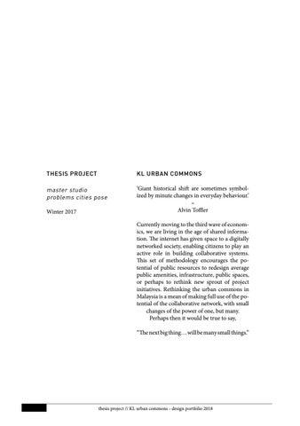 Page 7 of Urban Commons - Kuala Lumpur