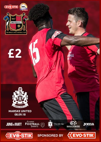 ed6ad46834e705 Sheffield FC v Marske United by Sheffield FC - issuu