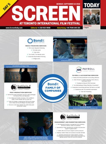 22f9ab32ebd Screen Toronto Day 5 by Media Business Insight - issuu