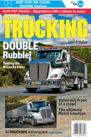 New Zealand Trucking September 2018 by NZTrucking - issuu