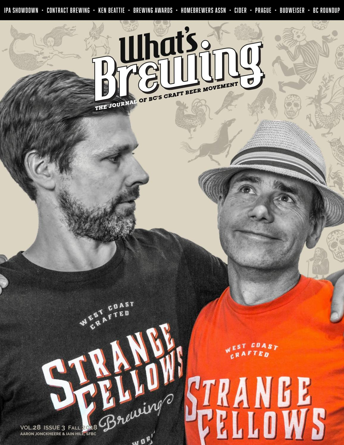 231f7fe3 What's Brewing Fall 2018 by What's Brewing BC - issuu