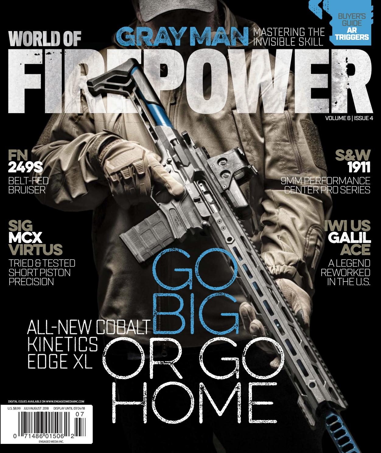World of Firepower - July August 2018 by Vadim Koval - issuu