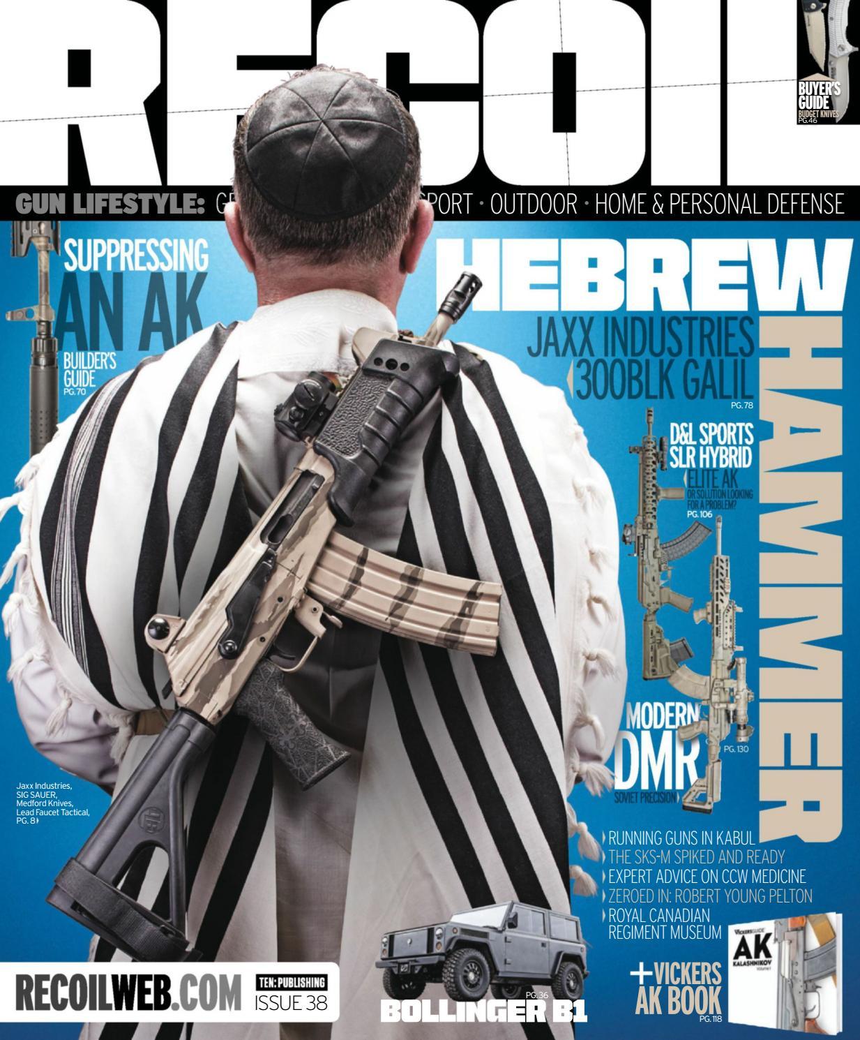 RECOIL Issue 38 pdf by Vadim Koval - issuu