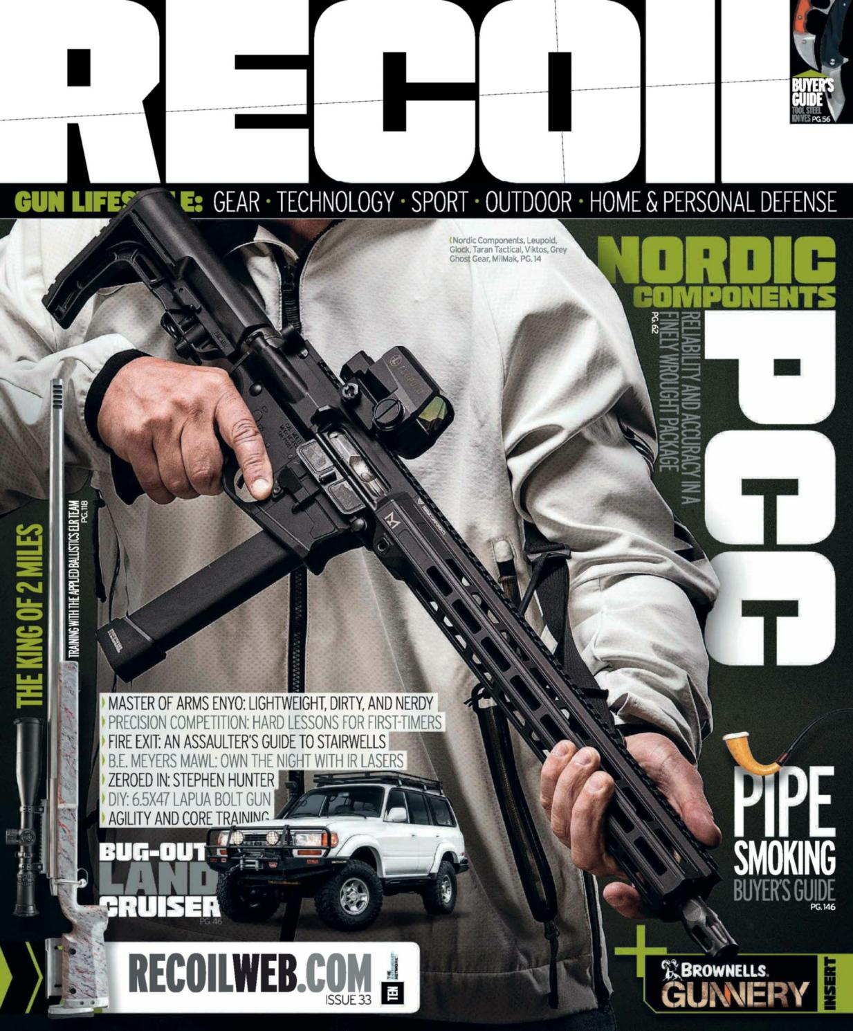 72e7386ec RECOIL Issue 33 2017 by Vadim Koval - issuu