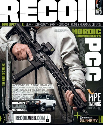 RECOIL Issue 33 2017 by Vadim Koval - issuu
