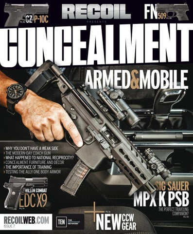455eb542 ... MODERN-DAY COACH GUN WHAT HAPPENED TO NATIONAL RECIPROCITY? CONCEALMENT  FURNITURE AND DÉCOR THE IMPORTANCE OF TRAINING TESTING THE ALLY ONE BODY  ARMOR