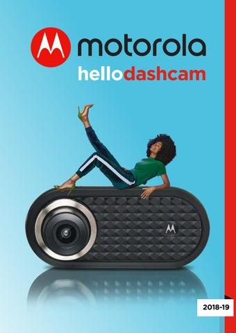 Motorola Dashcam 2018 by Binatone - issuu