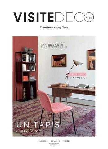 VISITE DECO By Visite Editions Issuu - Carrelage cuisine et tapis de gym dima