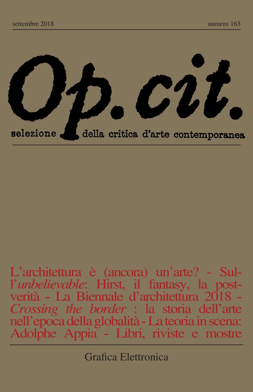 Op. cit. 163 by Op. Cit. - issuu 7c4682cd7c3