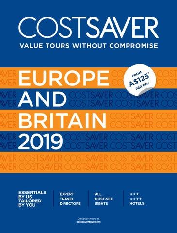 de485327c4c3b Costsaver Europe 2019 AUS by Trafalgar - issuu