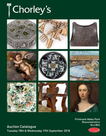 b60223c16f70ac Auction Catalogue 18-19 September 2018 | Fine Art & Antiques with ...