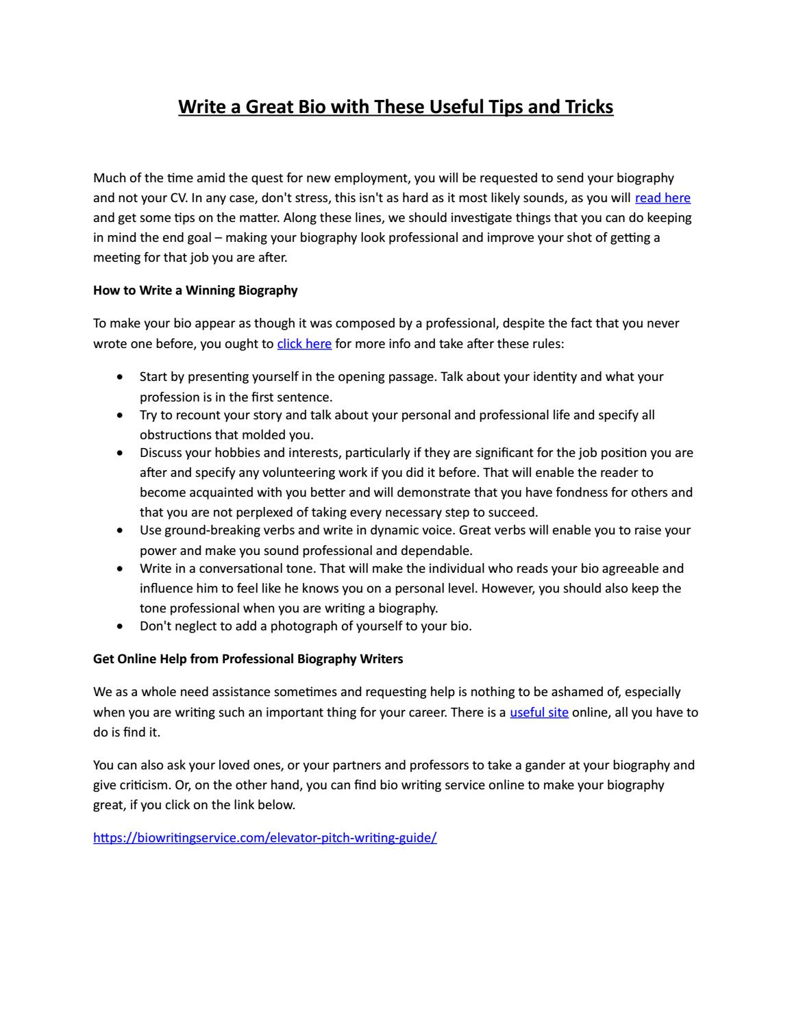 personal essay examples for high school examples of good essays in  write a great bio with these useful tips and tricks by bio writing thesis  statement for descriptive essay write a great bio with these useful tips  and