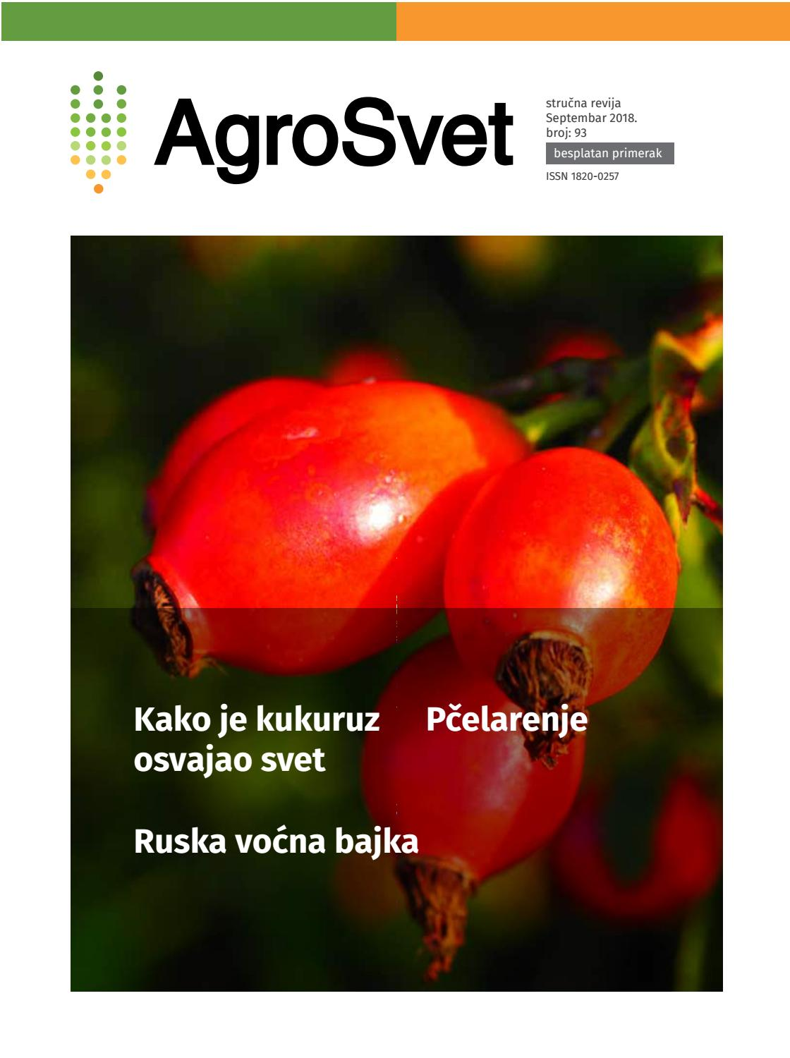 Agrosvet 93 by Agromarket - issuu