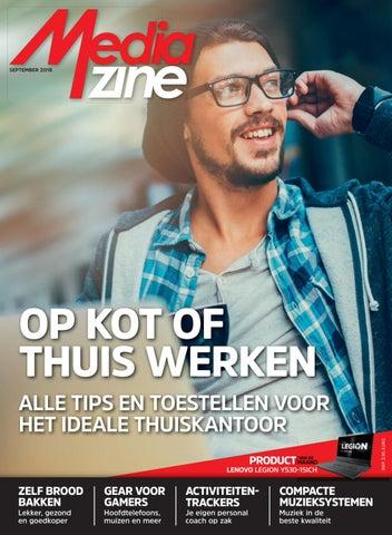 Een op drie Belgen mag van de baas thuiswerken