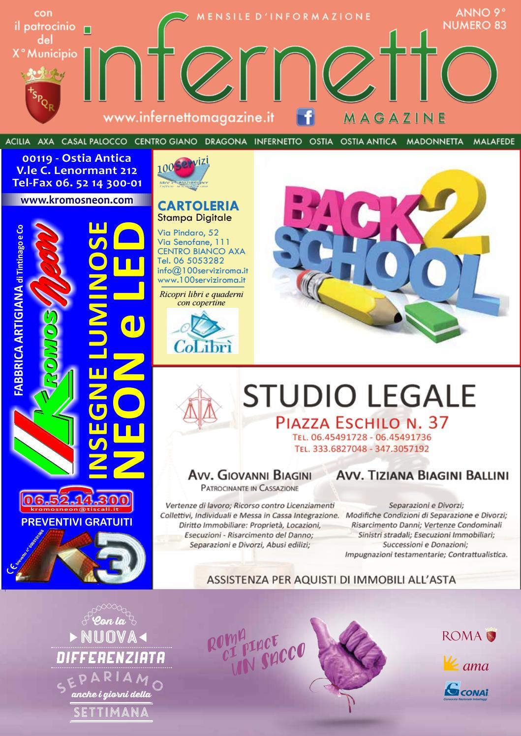 Di Tommaso Arredamenti Ostia infernetto magazine web n°83 by esse editore - issuu