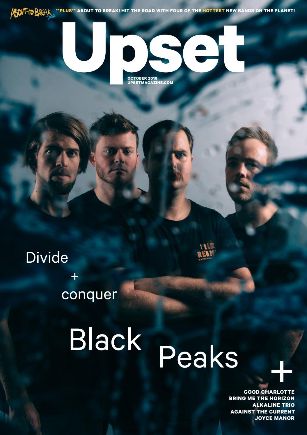Upset, October 2018 by Upset - issuu