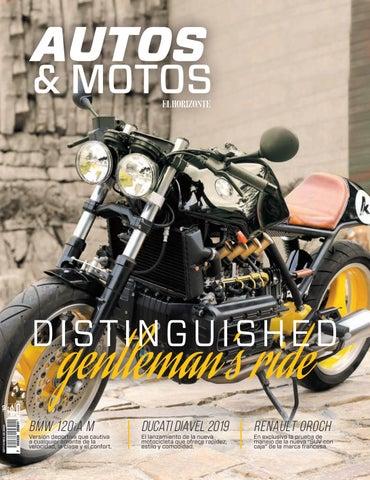 e330e74768f Autos & Motos - Septiembre 2018 by Estilo de Vida El Horizonte - issuu