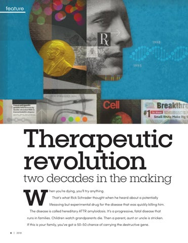 Page 10 of Therapeutic revolution two decades in the making