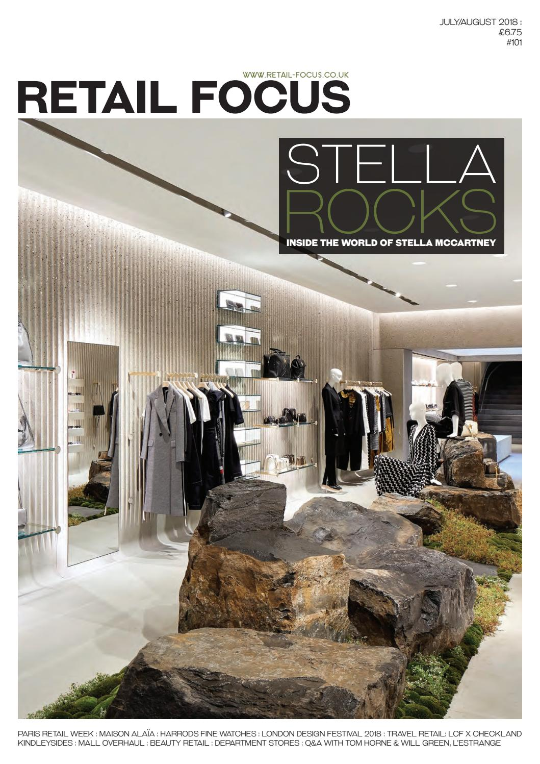 Retail Focus #101 | July/August 2018 by Retail Focus - issuu