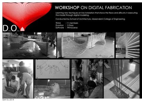 Page 40 of Digital fabrication workshop