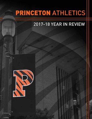 Princeton Honda Service >> Princeton Athletics 2017 18 Year In Review By Princeton