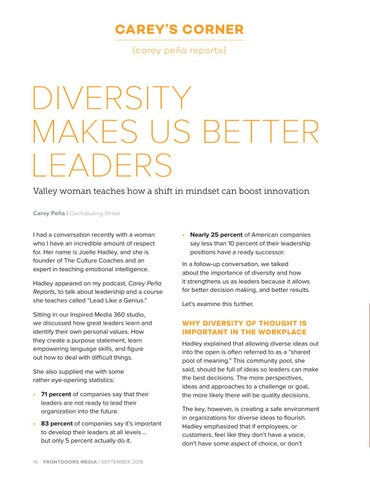 Page 16 of Diversity Makes Us Better Leaders