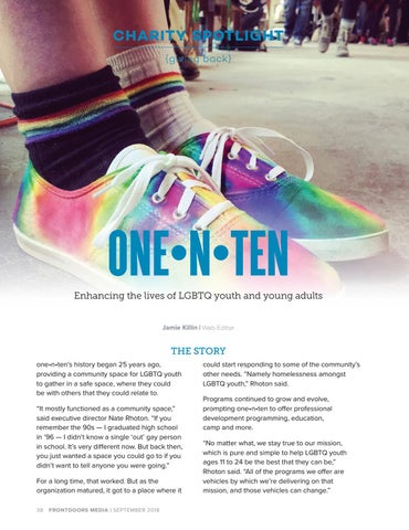 Page 38 of Charity Spotlight: one-n-ten