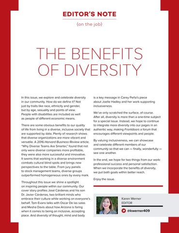Page 5 of The Benefits of Diversity