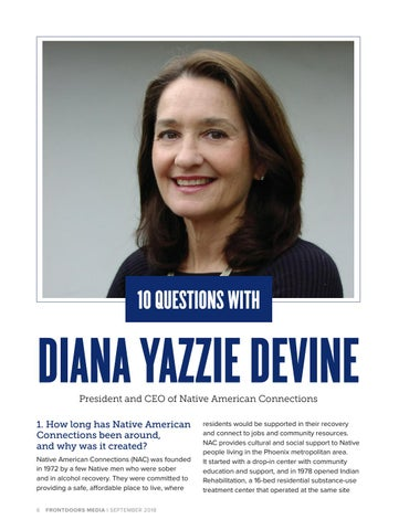 Page 6 of 10 Questions with Diana Yazzie Devine