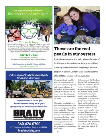 Page 30 of The Real Pearls at OysterFest