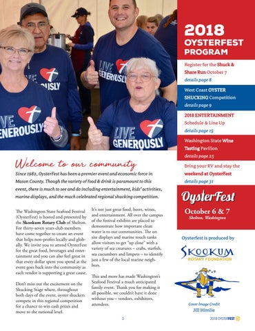 Page 3 of Welcome to OysterFest
