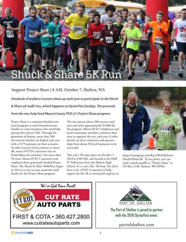 Page 8 of Shuck and Share 5K Run