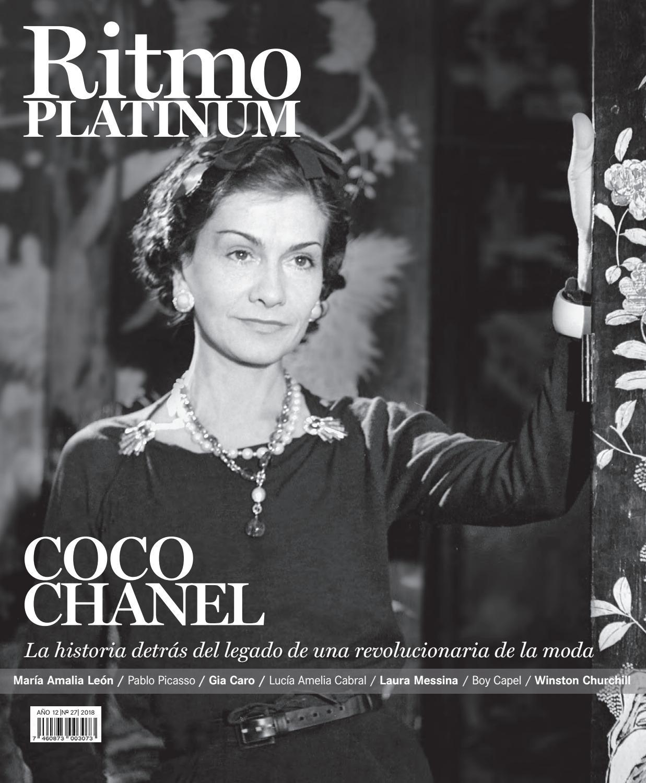 30126eaac Ritmo Platinum / Coco Chanel by Listín Diario - issuu