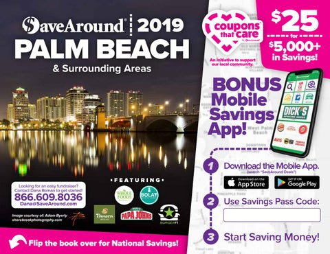 Palm Beach FL By SaveAround Issuu - Best free invoice software for mac rocco online store
