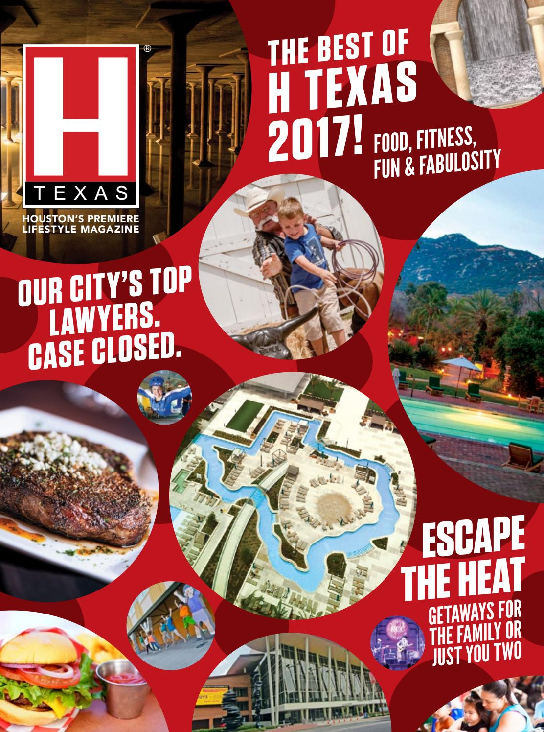 H Texas Magazine - Top Lawyers 2017 by Bridal Extravaganza