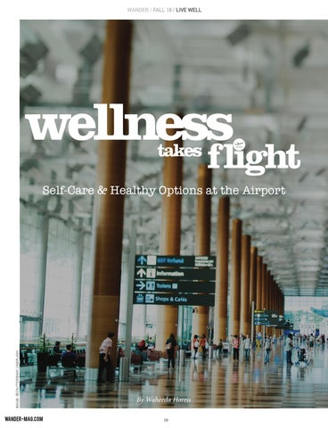 Page 10 of Wellness Takes Flight