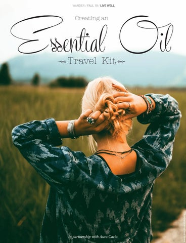 Page 16 of Essential Oils for the Road