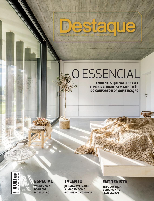 96f6c44d7 Revista Destaque Decor - Agosto e Setembro 2018 by Revista Destaque Decor -  issuu