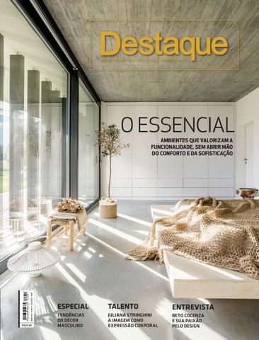 551ec901a6aa0 Revista Destaque Decor - Agosto e Setembro 2018 by Revista Destaque ...