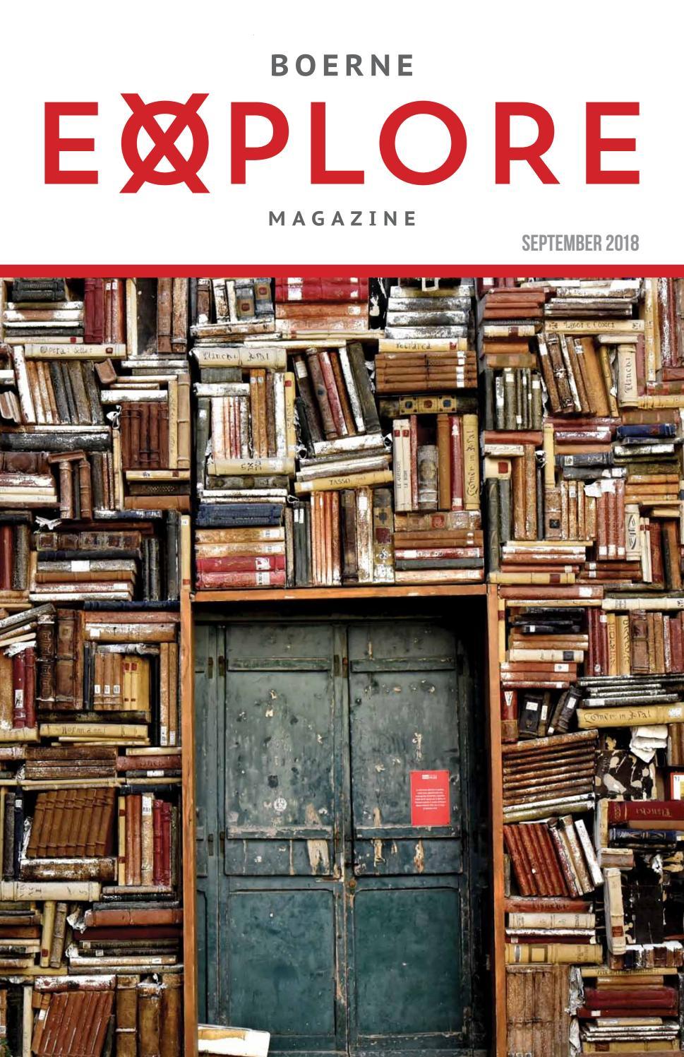 EXPLORE Magazine - September 2018 by Ben Schooley - issuu