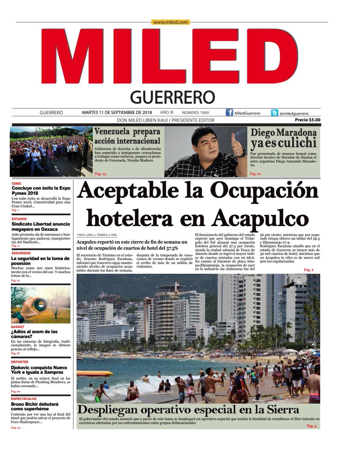 Miled Guerrero 11 09 18 by Miled Estados - issuu e11c48c3784