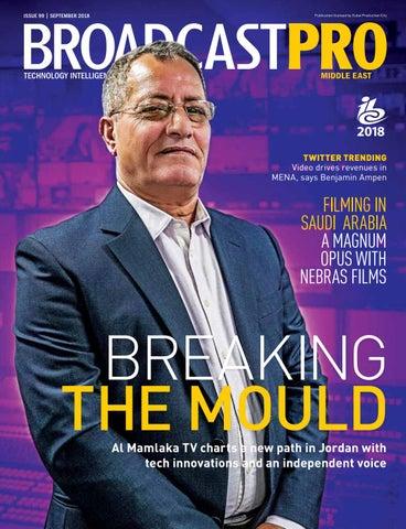 eb96f82f8362 BroadcastPro ME September 2018 by CPI Trade Media - issuu